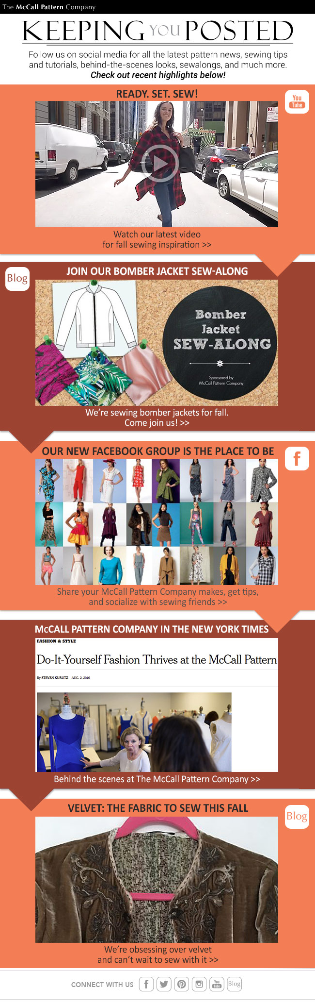 The mccall pattern company social media please add mccallsmccallpattern also the from in the email to your email address book to ensure deliveries to your inbox solutioingenieria Image collections